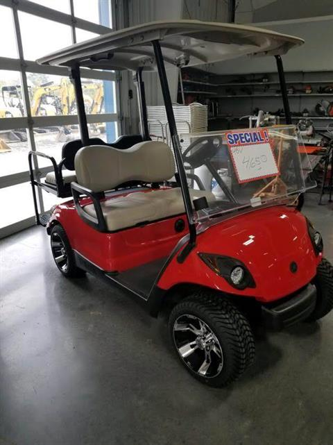 2014 Yamaha Electric Fleet Golf Car in Hendersonville, North Carolina