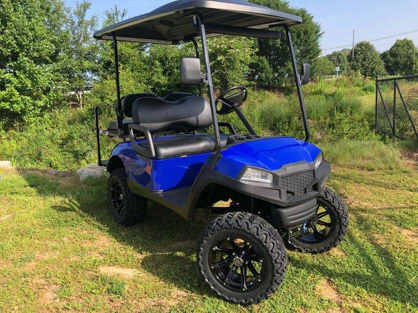 2014 Yamaha Electric Fleet Golf Car in Hendersonville, North Carolina - Photo 1