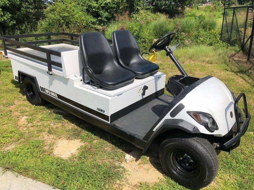 2017 Yamaha Adventurer Super Hauler (Gas) in Hendersonville, North Carolina