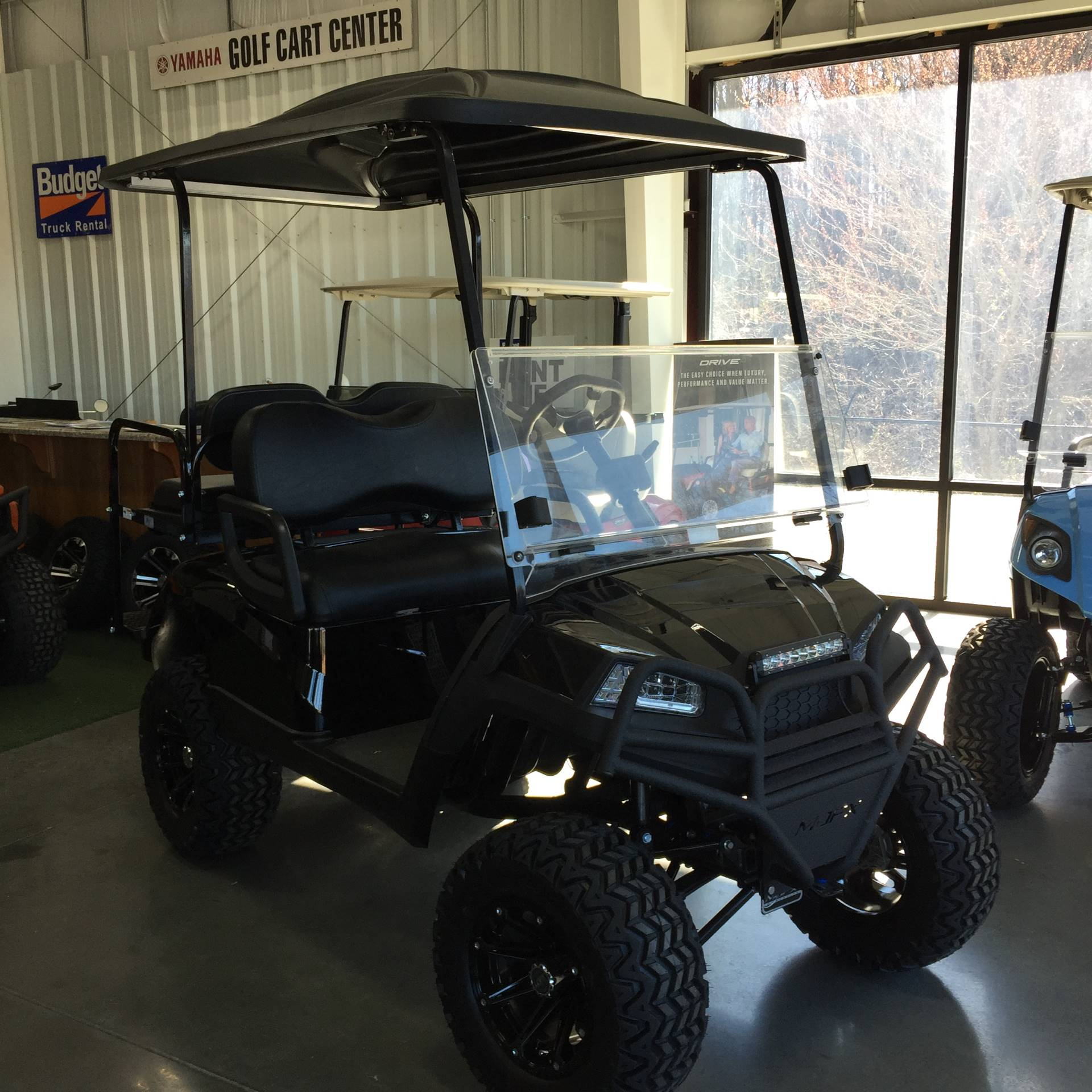 2014 Yamaha G29 in Hendersonville, North Carolina