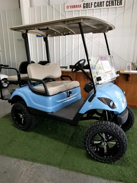 2014 Yamaha Gas Fleet Golf Car in Hendersonville, North Carolina