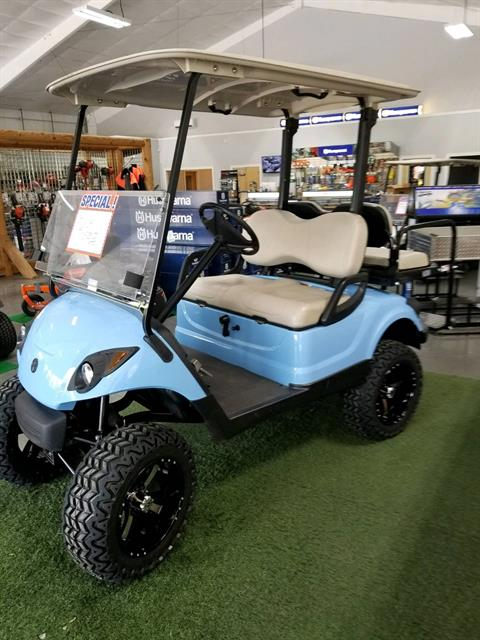 2014 Yamaha Gas Fleet Golf Car in Hendersonville, North Carolina - Photo 4