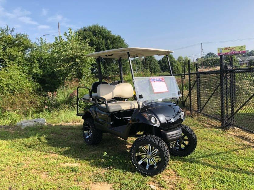 2017 Yamaha Electric Fleet Golf Car In Hendersonville North Carolina