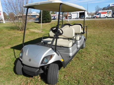 2013 Yamaha Concierge 4-Passenger Electric in Hendersonville, North Carolina