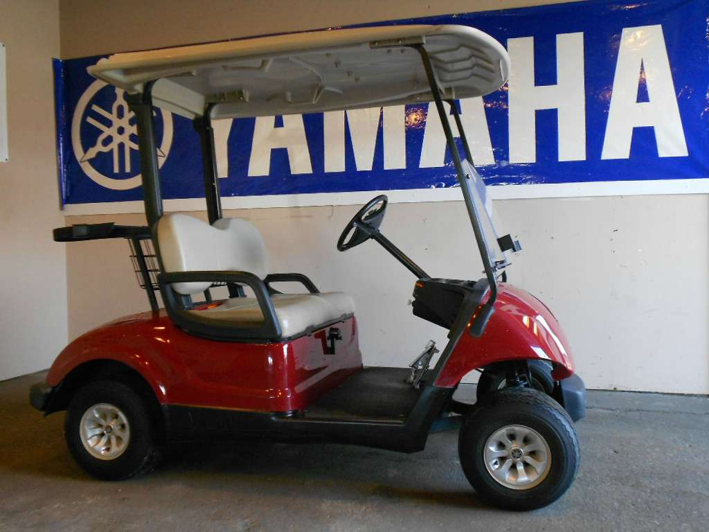 2011 Yamaha Drive  GAS in Hendersonville, North Carolina