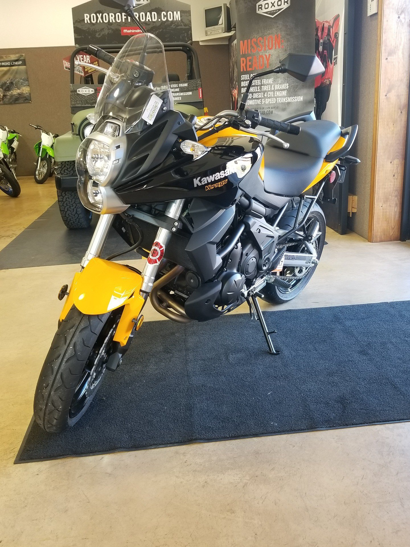 2012 Kawasaki Versys® in Harrisonburg, Virginia
