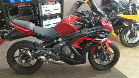 2016 Kawasaki Ninja 650 in Harrisonburg, Virginia