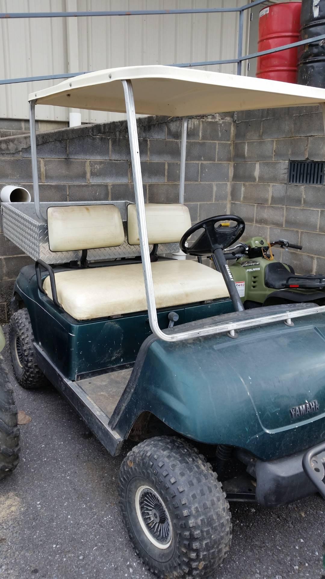 Compare Yamaha Golf Carts With Ezgo