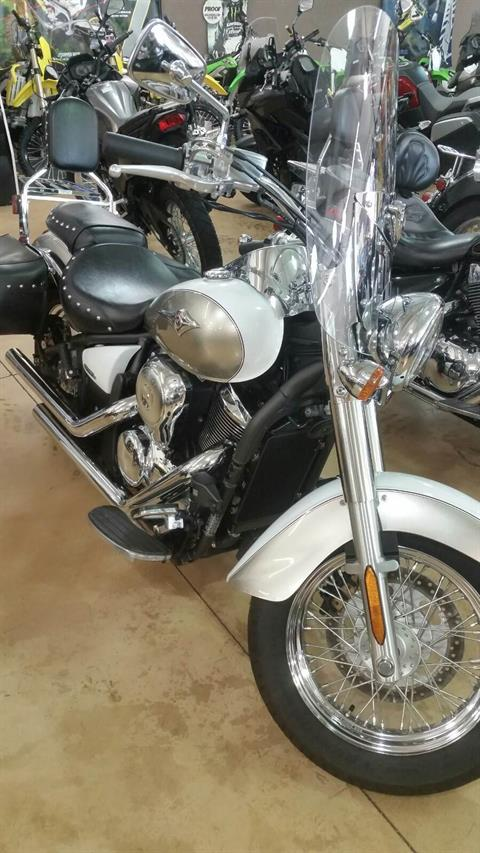 2008 Kawasaki Vulcan® 900 Classic LT in Harrisonburg, Virginia