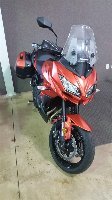 2016 Kawasaki Versys 650 LT in Harrisonburg, Virginia