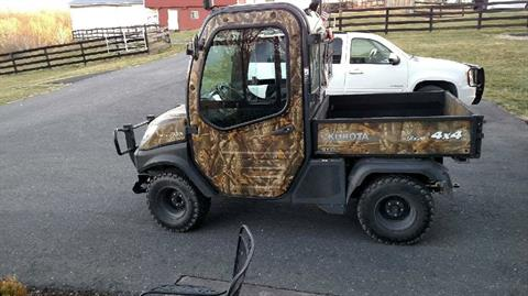 2012 Kubota RTV1100 RealTree® Hardwoods® Camouflage in Harrisonburg, Virginia