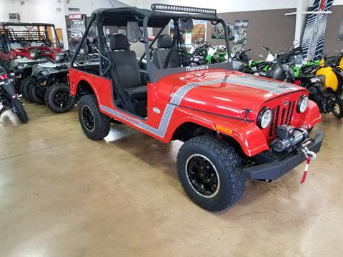 2018 Mahindra Roxor Limited Edition in Harrisonburg, Virginia