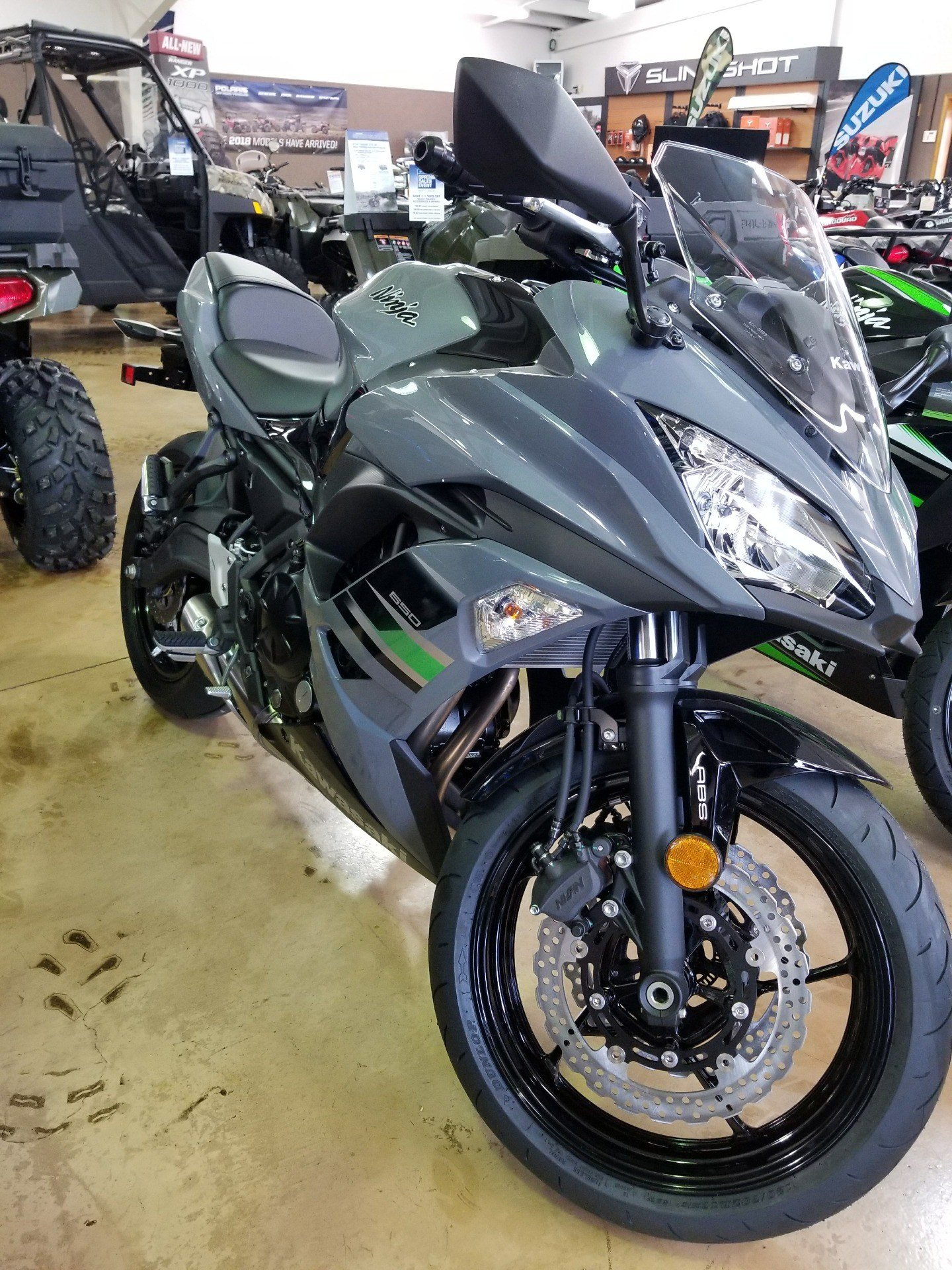 2018 Kawasaki Ninja 650 In Harrisonburg Virginia