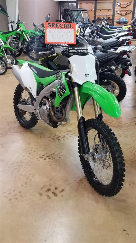 2019 Kawasaki KX 450 in Harrisonburg, Virginia - Photo 1