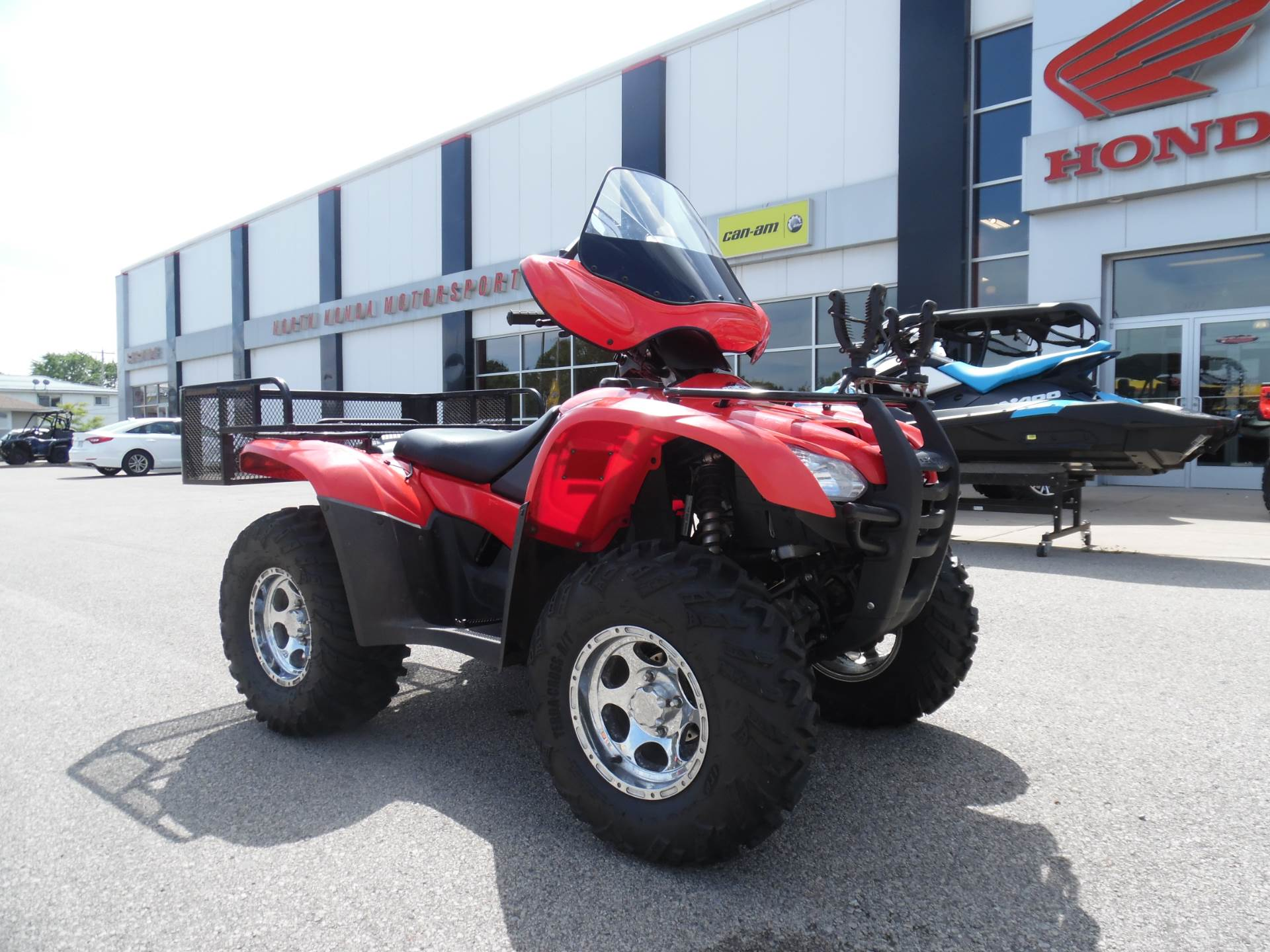 2009 FourTrax Rancher AT Power Steering