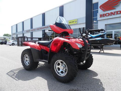 2009 Honda FourTrax® Rancher® AT Power Steering in Menominee, Michigan