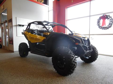 2017 Can-Am Maverick X3 X ds Turbo R in Menominee, Michigan
