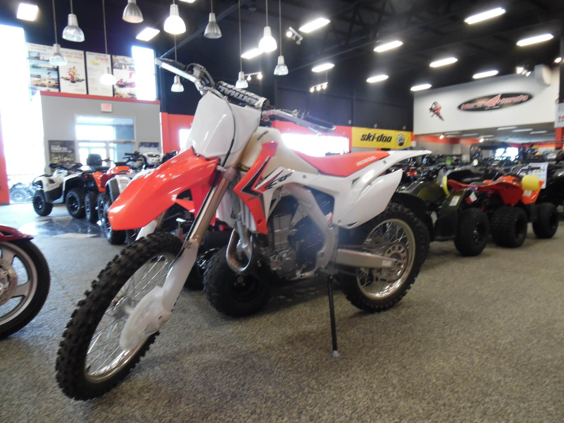 2014 Honda CRF450R for sale 1289