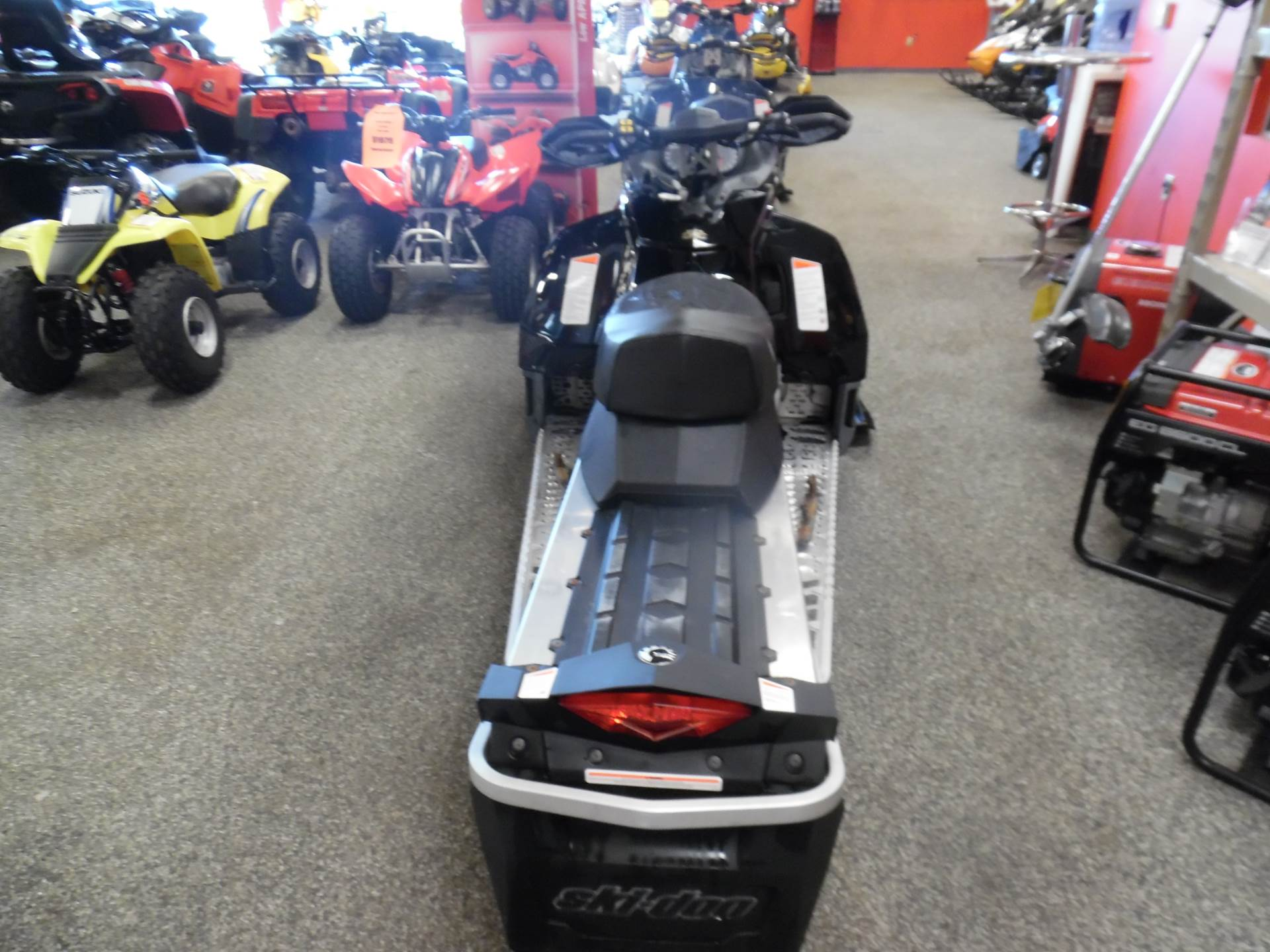 2009 Ski-Doo MXZ Renegade 1200 4-TEC in Menominee, Michigan