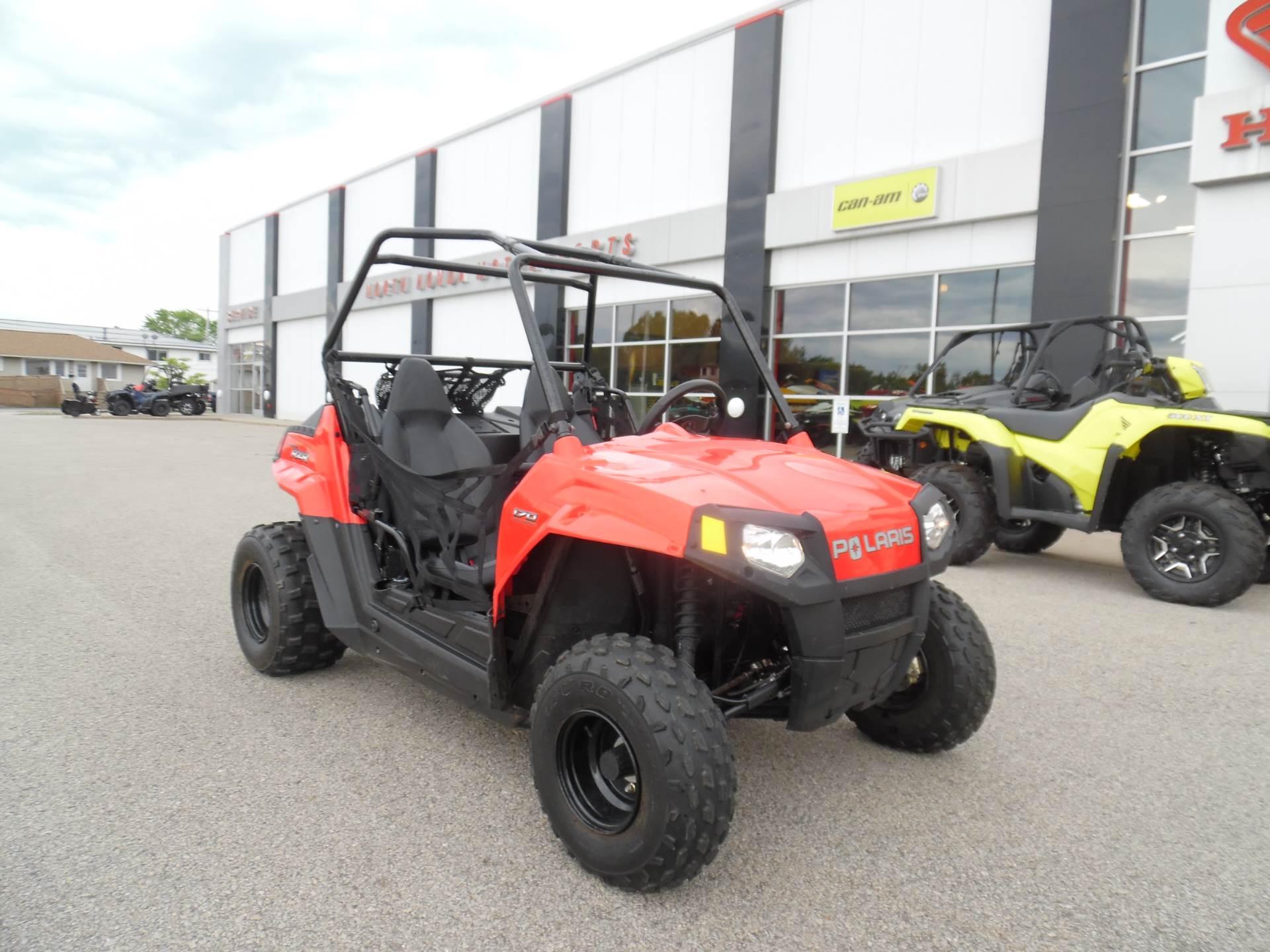 2010 Ranger RZR 170