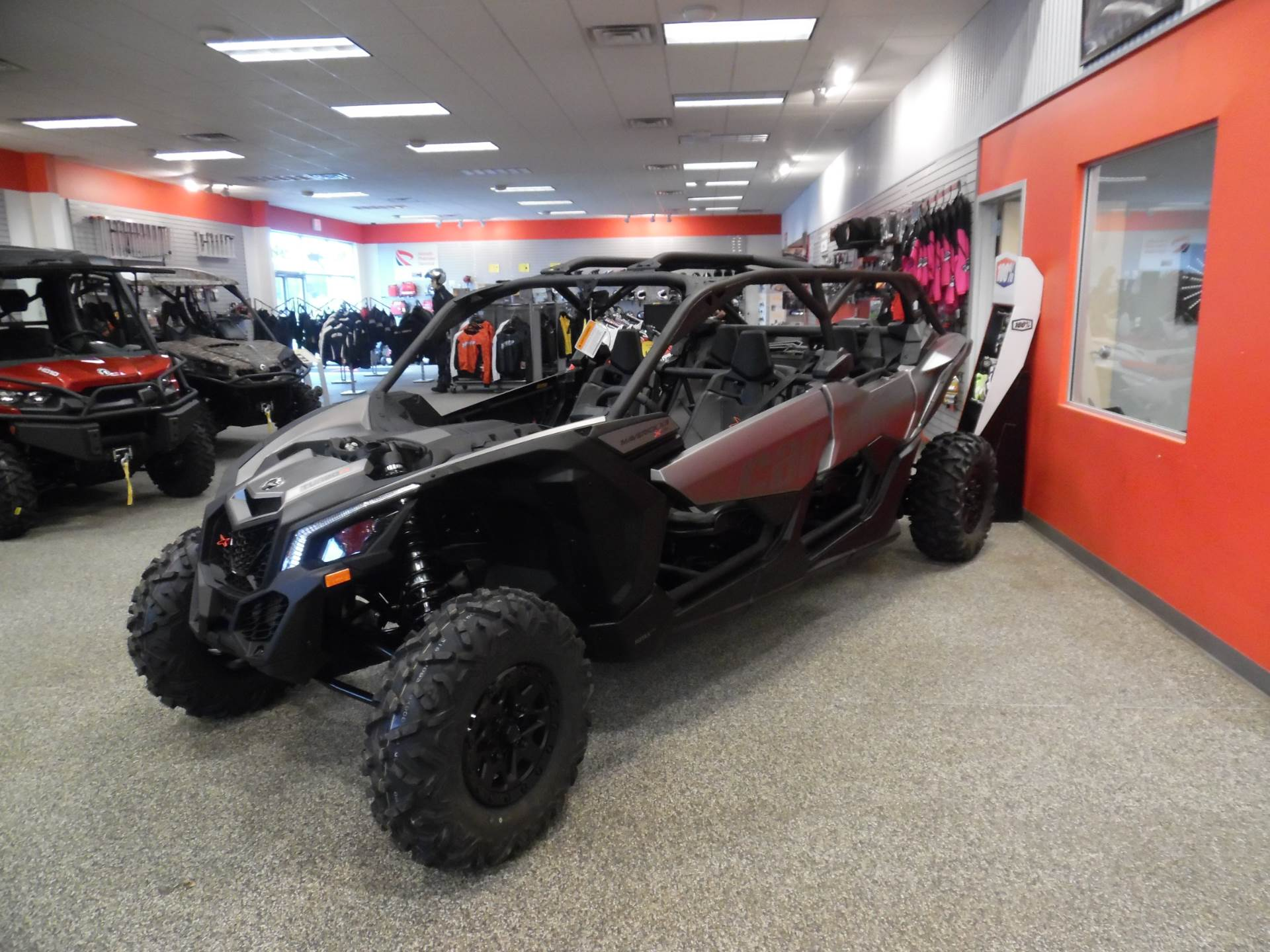 2018 Maverick X3 Max X ds Turbo R