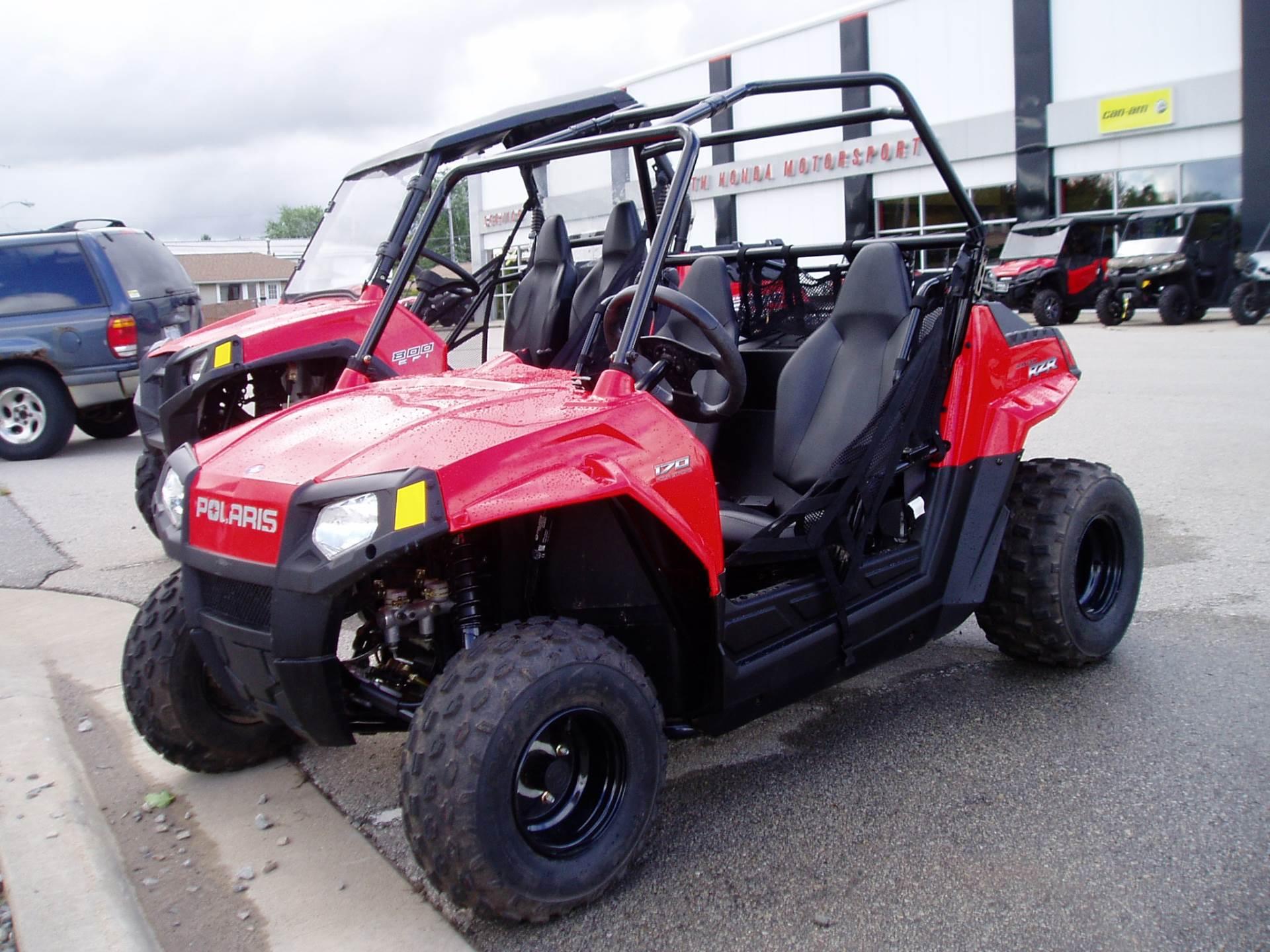 2009 Ranger RZR 170