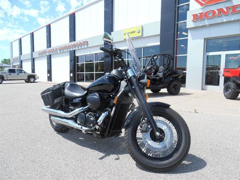 2015 Honda Shadow Phantom® in Menominee, Michigan