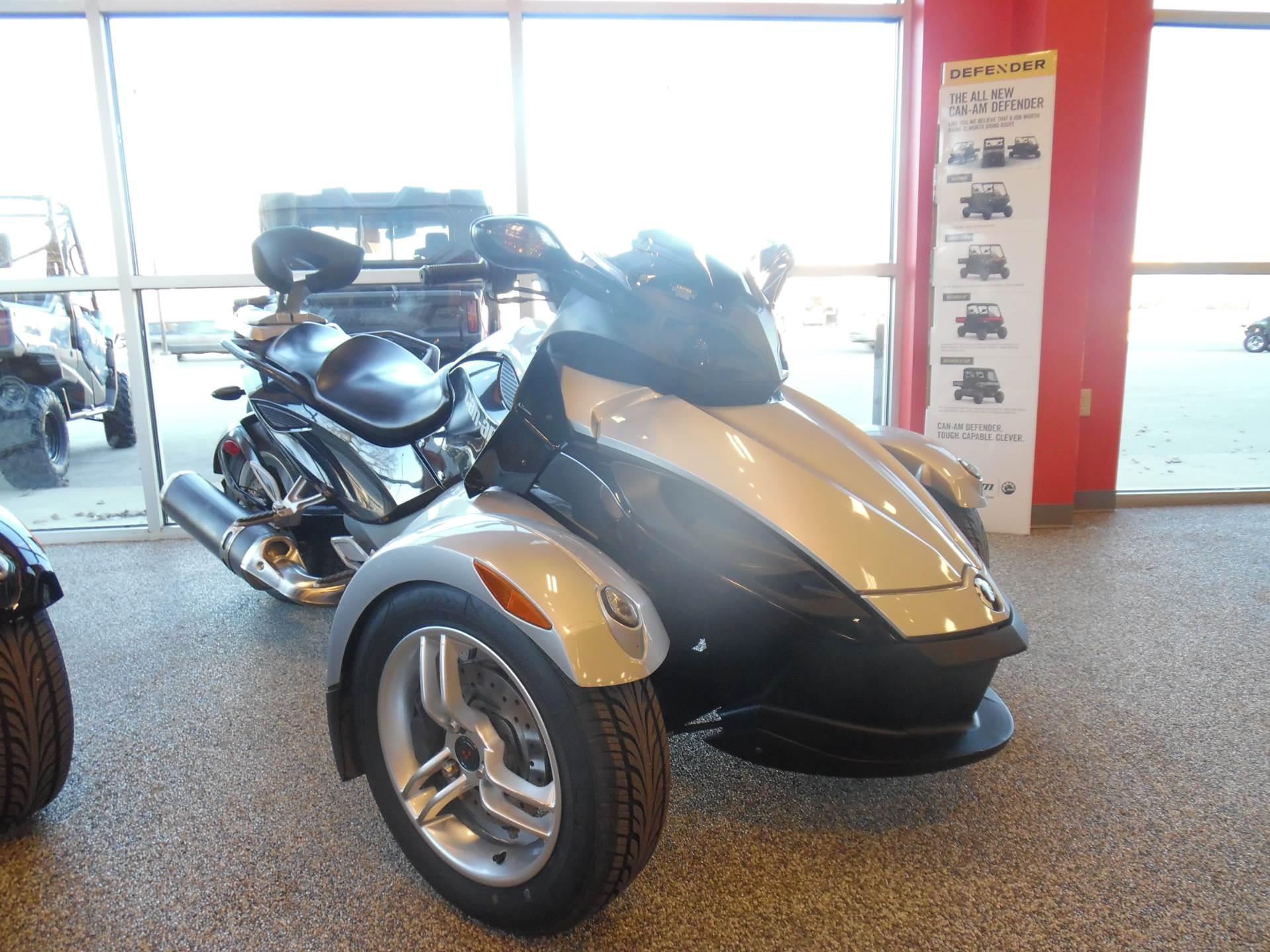 2008 Spyder GS SM5
