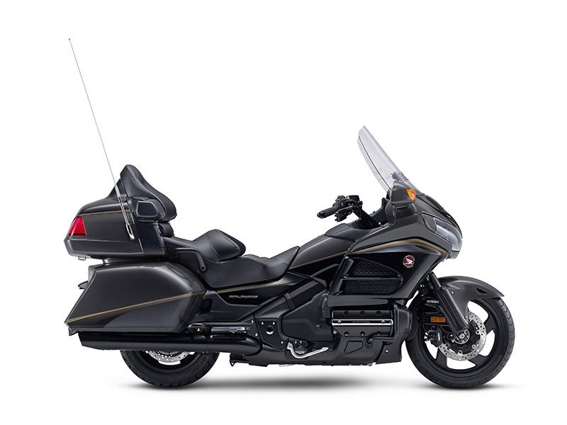 2016 Gold Wing Audio Comfort