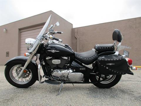 2008 Suzuki Boulevard C50T in Gainesville, Texas