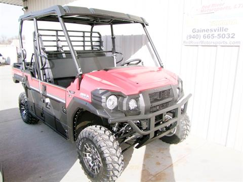 2017 Kawasaki Mule PRO-FXT EPS LE in Gainesville, Texas