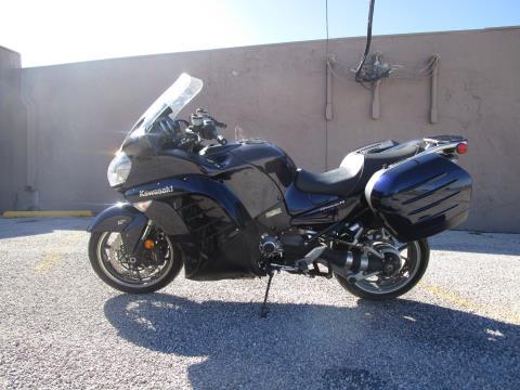 2010 Kawasaki Concours™ 14 ABS in Gainesville, Texas