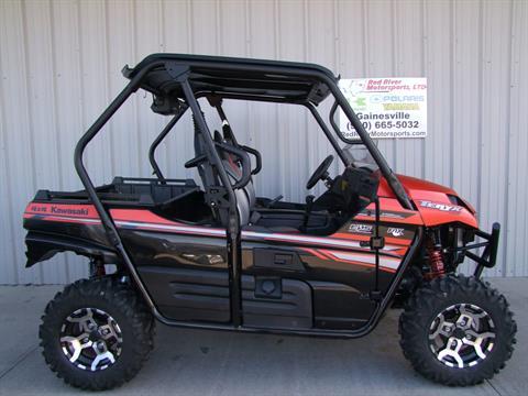2017 Kawasaki Teryx LE in Gainesville, Texas