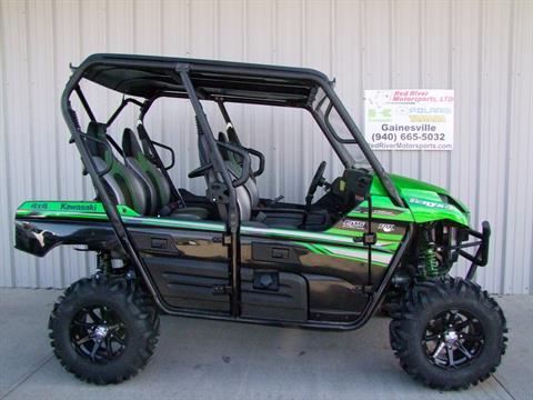 2017 Kawasaki Teryx4 LE in Gainesville, Texas