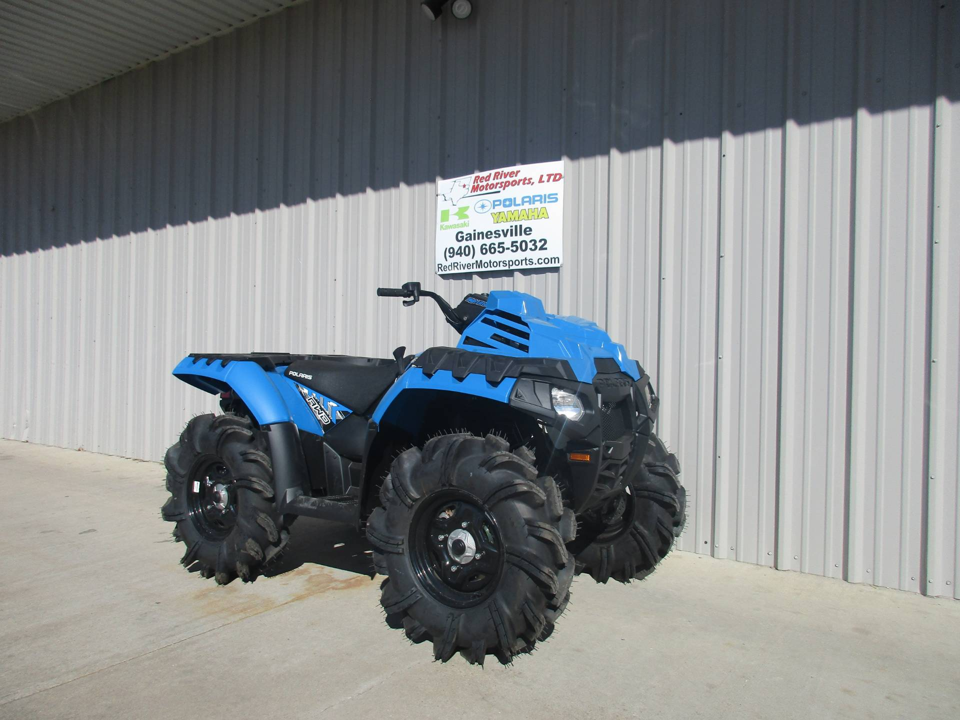 2017 Polaris Sportsman 850 High Lifter Edition in Gainesville, Texas