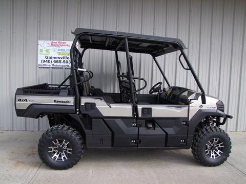 2017 Kawasaki Mule PRO-FXT Ranch Edition in Gainesville, Texas