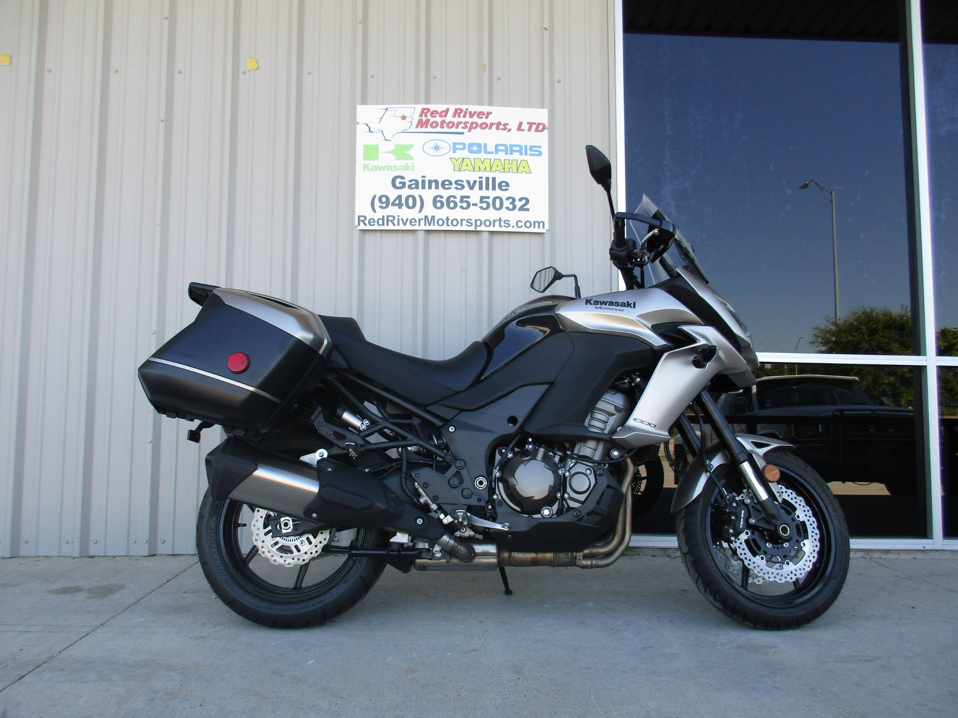 2016 Kawasaki Versys 1000 LT in Gainesville, Texas