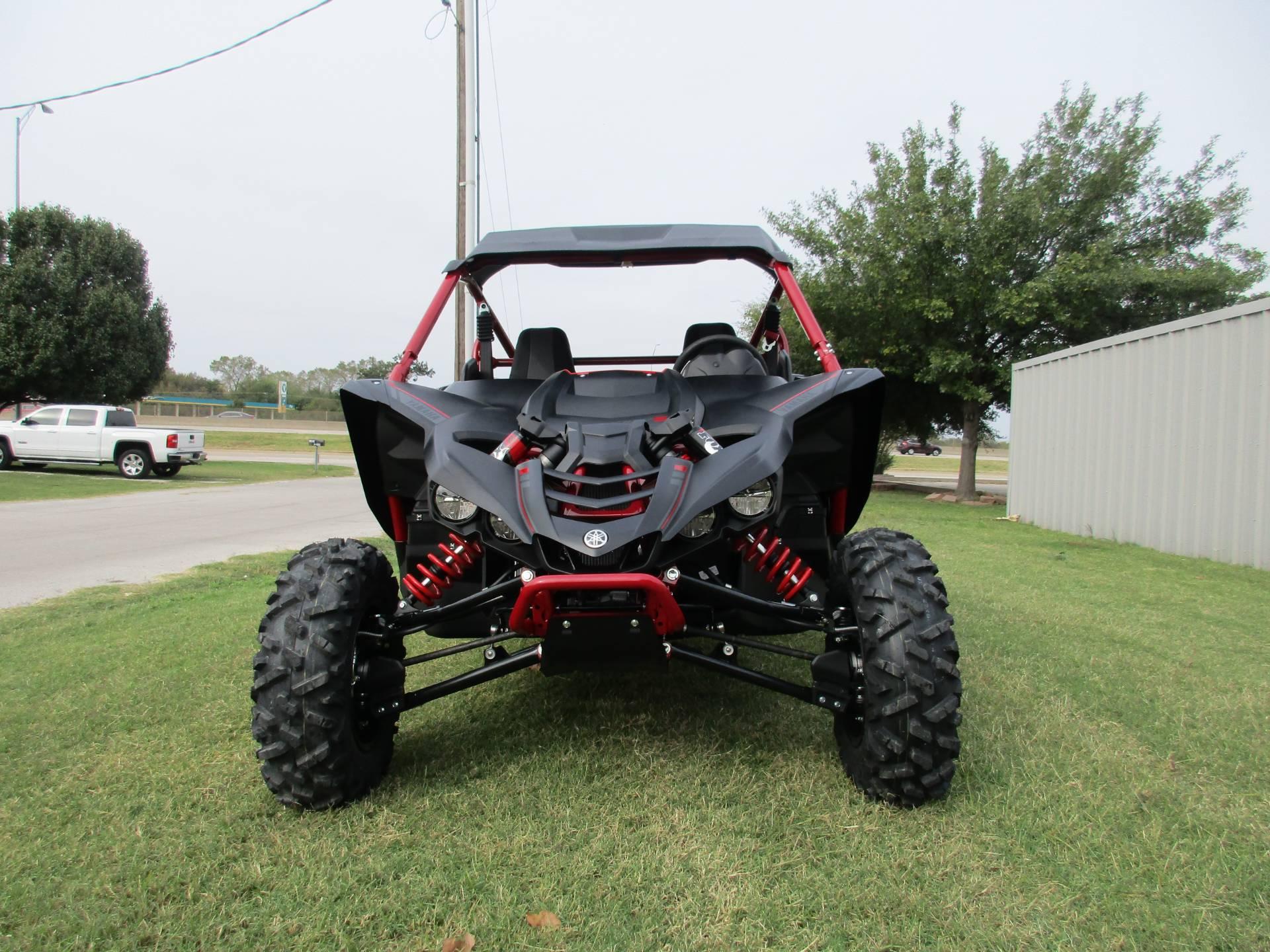 2017 Yamaha YXZ1000R SS SE in Gainesville, Texas