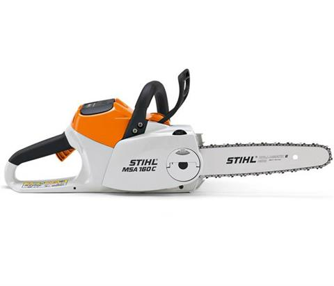2017 Stihl MSA 160 C-BQ Chain Saw in Caruthersville, Missouri