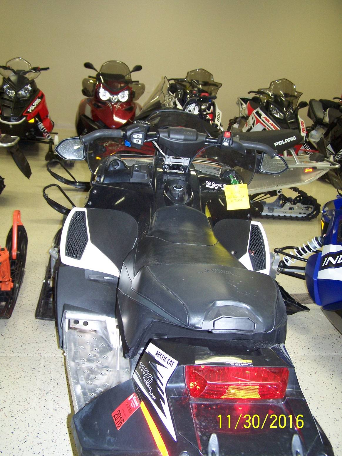 2009 Arctic Cat Z1 Turbo in Tomahawk, Wisconsin