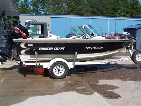1997 Smoker Craft Smokercraft 170 PH2 in Tomahawk, Wisconsin