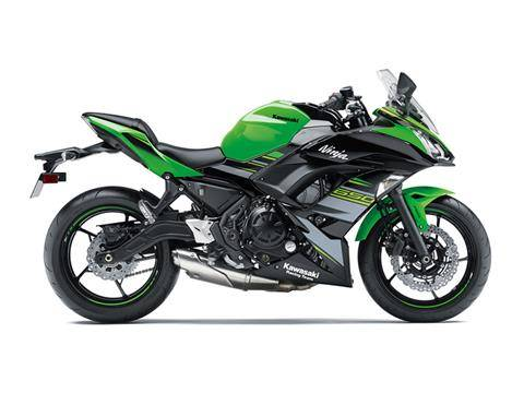 2018 Ninja 650 ABS KRT Edition