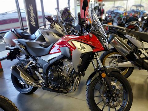 2020 Honda CB500X in Bessemer, Alabama - Photo 1