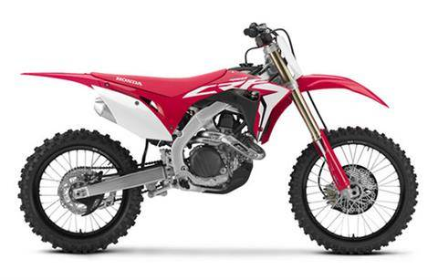 2019 Honda CRF450R in Bessemer, Alabama - Photo 1