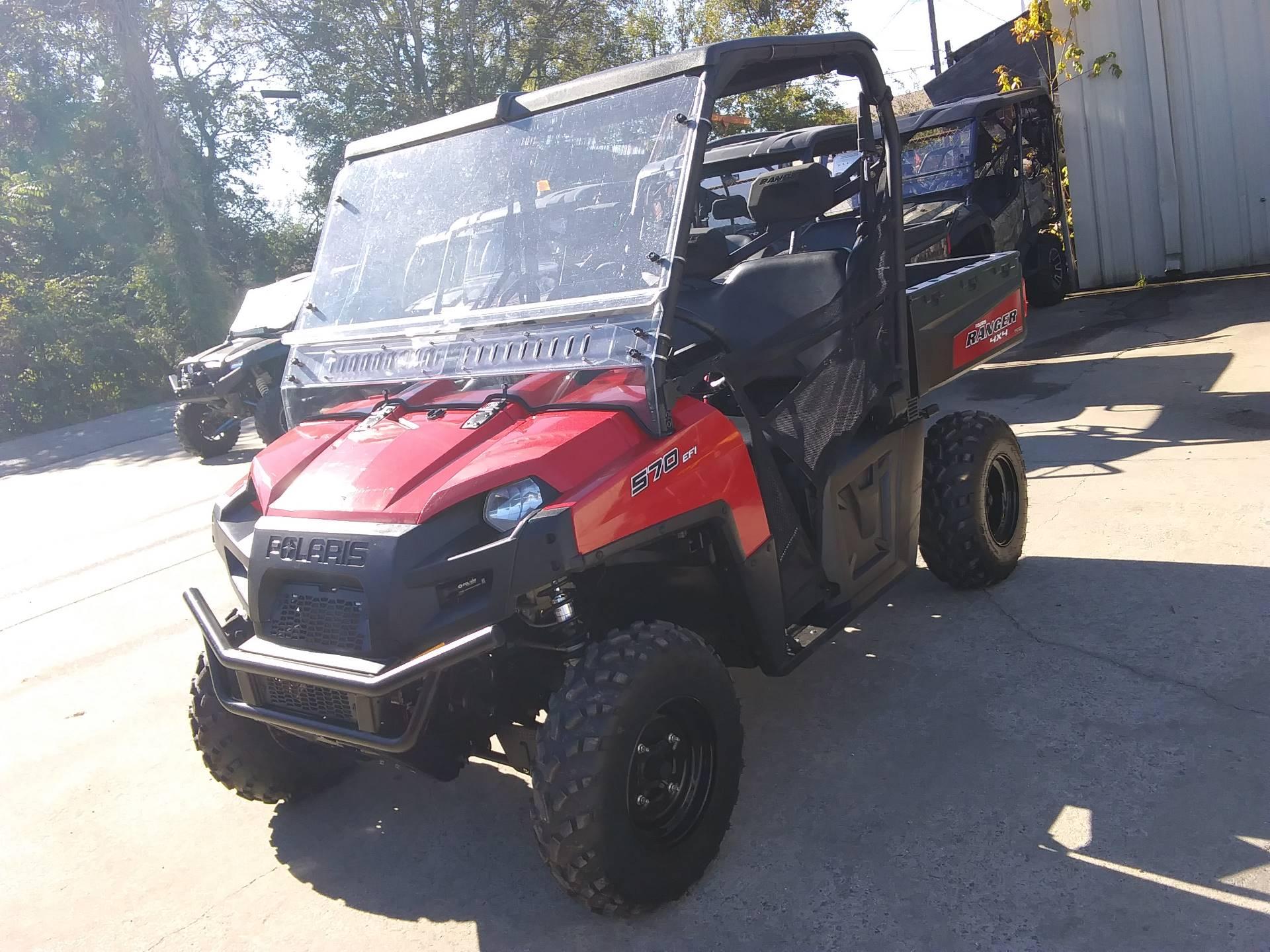 2017 Ranger 570 Full Size
