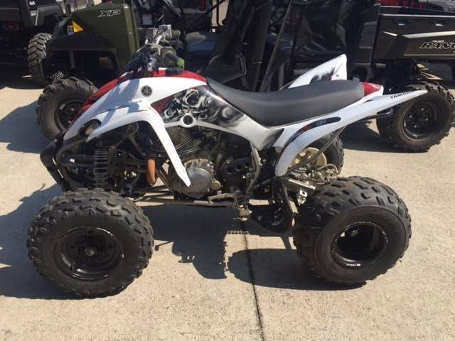 2013 Raptor 350