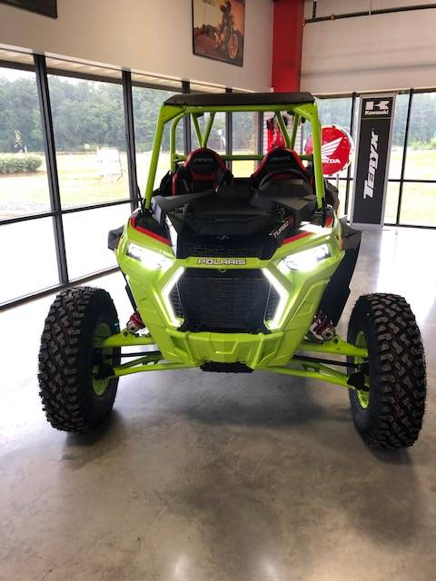 2021 Polaris RZR Turbo S Lifted Lime LE in Bessemer, Alabama - Photo 3