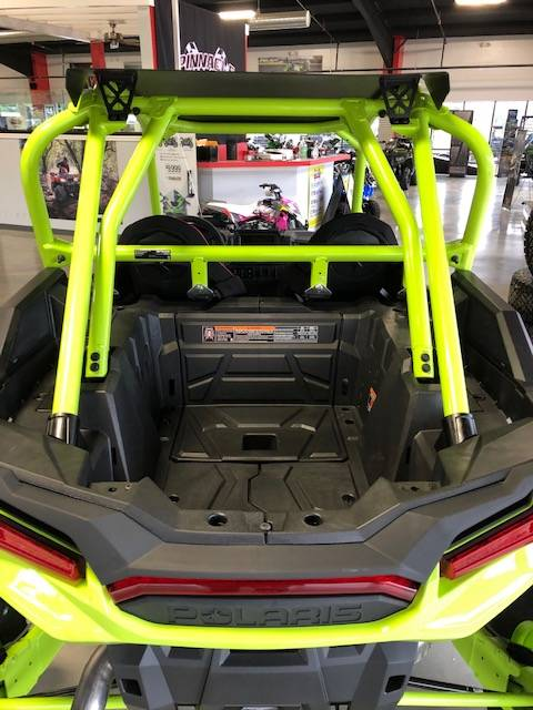 2021 Polaris RZR Turbo S Lifted Lime LE in Bessemer, Alabama - Photo 11