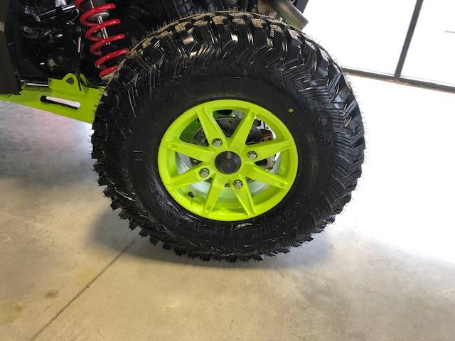 2021 Polaris RZR Turbo S Lifted Lime LE in Bessemer, Alabama - Photo 12
