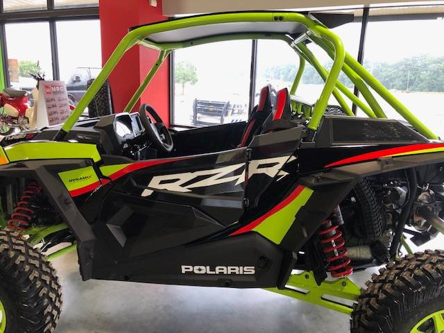 2021 Polaris RZR Turbo S Lifted Lime LE in Bessemer, Alabama - Photo 20